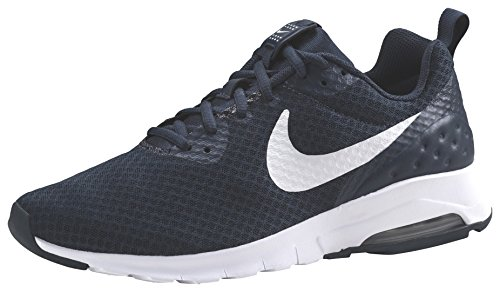 Nike Damen Air Max Motion LW Gymnastikschuhe Blau (Armory Blue/Pure Platinum-Pure)