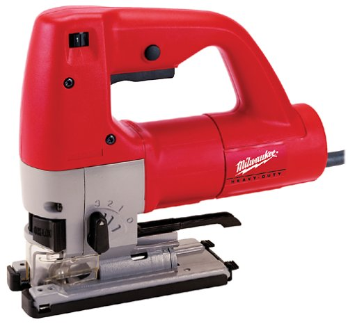 Orbital Jig Saw, 6.5 A, 1 In