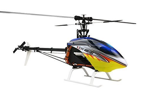 KDS INNOVA Series 450QS RC Helicopter RTF Without Battery Mode 2