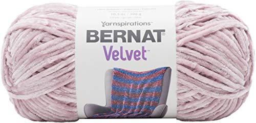 Bernat Velvet Yarn, 10.5 oz, 1 Ball, Smokey Violet ()