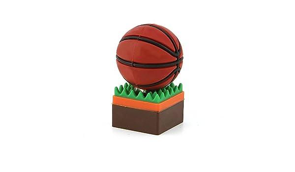 Usbkingdom - Memoria USB 2.0 con Forma de balón de fútbol ...