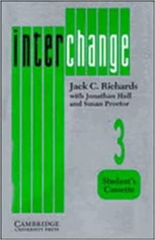 Interchange 3 Student Cassette: English for International Communication