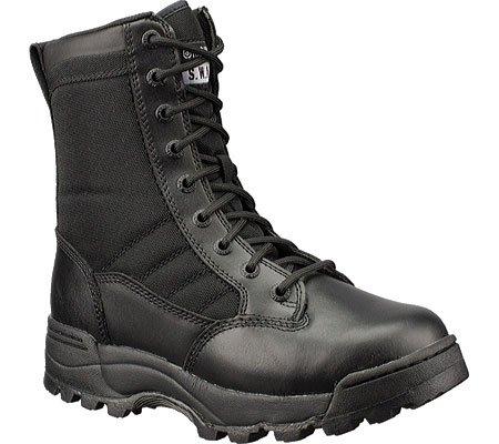 Women's Classic 9 Inch Tactical Boot, Black, 8 B US