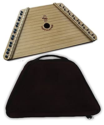 Lap Harp Carrying Case, Music Maker Case, Zither Case