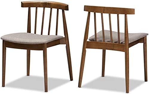 Baxton Studio Wyatt Dining Side Chair