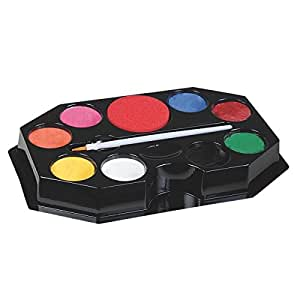Snazaroo Palette Kit: Rainbow Face (maquillaje/ pintura de cara)