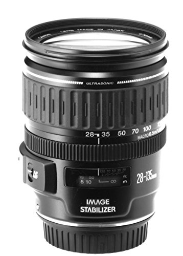 Canon 2562A002 EF 28-135mm f/3.5-5.6 IS USM Standard Zoom Lens for Canon SLR Cameras by Canon (Image #1)