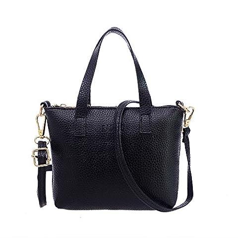 Fashion Women Handbag Shoulder Bag Large Tote Leather Messenger Ladies Purse Bag