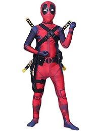 Kids Superhero Costumes Zentai Bodysuit Halloween Cosplay Costumes Kids Medium