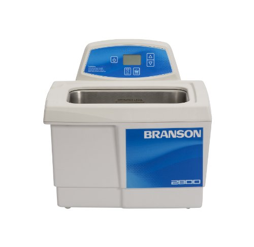 Branson CPX-952-219R Series CPX Digital Cleaning Bath with Digital Timer, 0.75 Gallons Capacity, 120V by Branson Ultrasonics