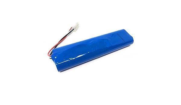 Batería para Robot Aspirador Philips FC8710 / FC8776 / Modelo 4ICR19/65: Amazon.es: Electrónica