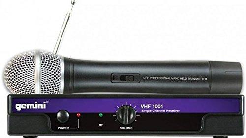 GEMINI VHFワイヤレスハンドヘルドマイク ■並行輸入品■ B003EHT3MM