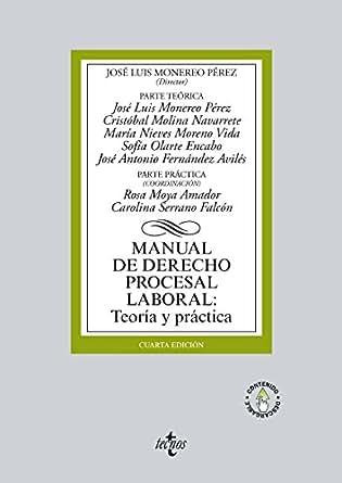 Manual de Derecho Procesal Laboral (Derecho - Biblioteca