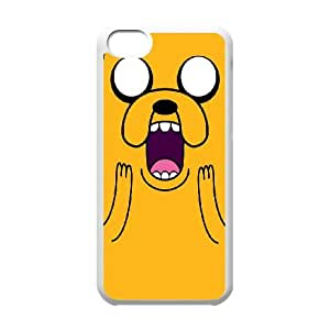 Jake The Dog05.jpgiPhone 5c Cell Phone Case White JNC48C08
