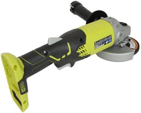 Ryobi ZRP421 ONE Plus 18V Cordless 4-1 2 Angle Grinder Bare Tool