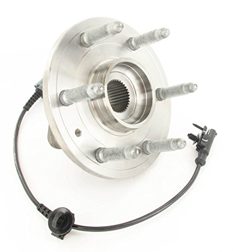 SKF BR930661 Wheel Bearing and Hub Assembly (X-Tracker Design)