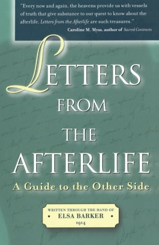 Download Letters from the Afterlife: A Guide to the Other Side pdf