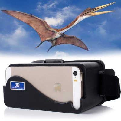 NJ 1688A 3D VR Glasses for iPhone 5 5S 5C