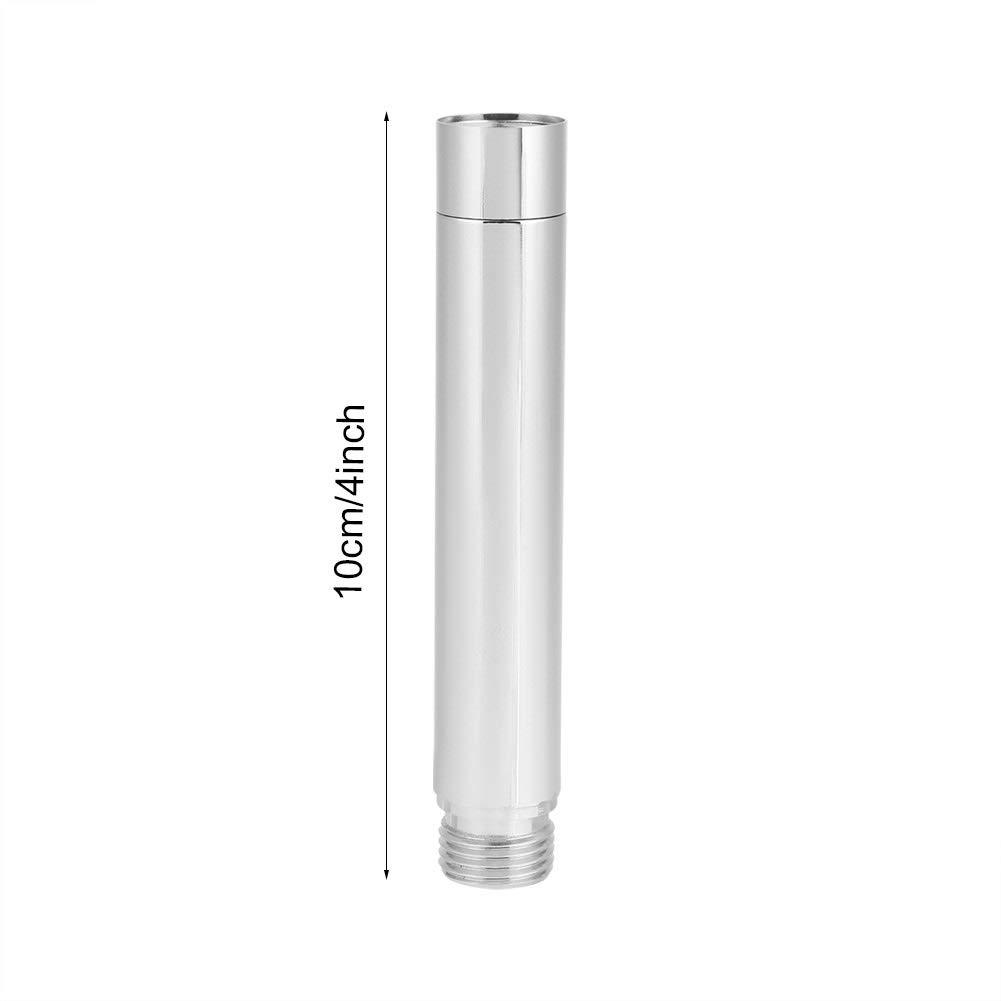 Tubo di prolunga per doccia Tubo di prolunga per doccia in acciaio inossidabile da 4 pollici con cromatura per accessori da bagno