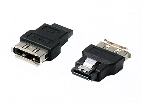 eSATA Female to SATA Male Adapter Micro SATA Cables