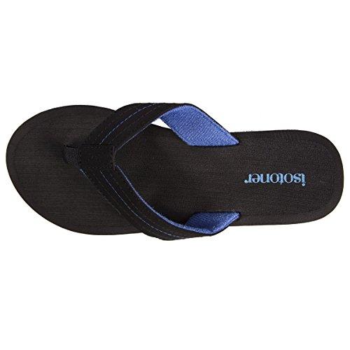 Herren-Flip-Flops Isotoner 44
