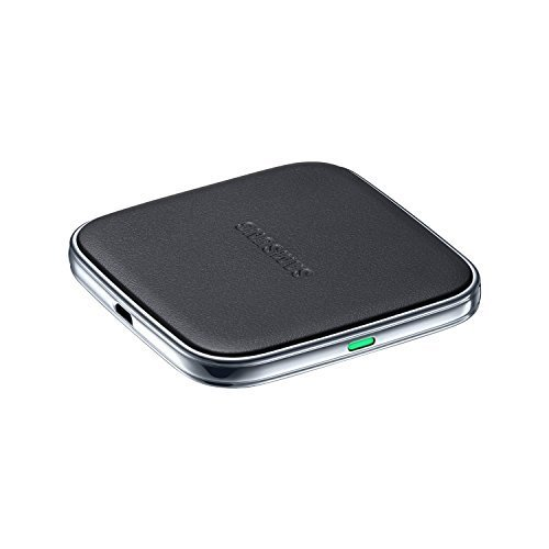 Samsung Mini Wireless Charging Pad - Retail Packaging - Black