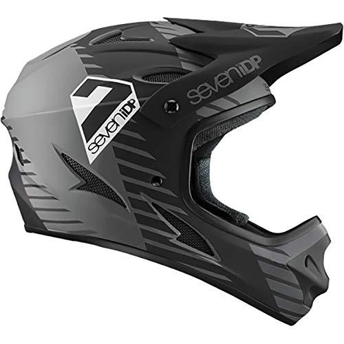 7iDP M1 Helmet Tactic MATT Black/Graphite XL ()