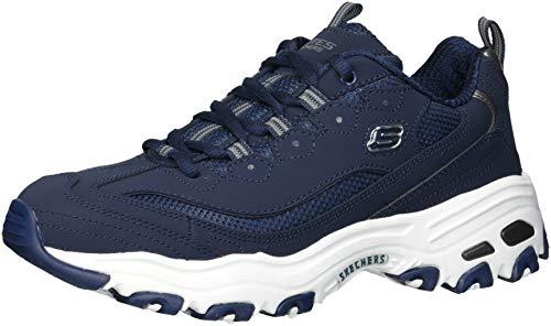 Skechers Men's D'Lites Sneaker Navy 10.5 M ()