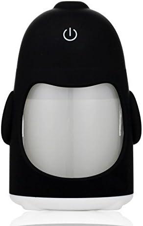 nocturna pingüino USB humidificador Mini purificador de aire ...