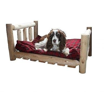 Amazon.com: Lakeland Mills 307726-OG-92973-O-415583 Pet Bed, White ...