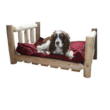 Lakeland Mills 307726-OG-92973-O-415583 Pet Bed White