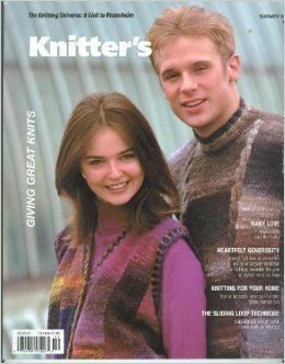 Knitter's Magazine Issue 63 Summer - Falls Sd Sioux Stores
