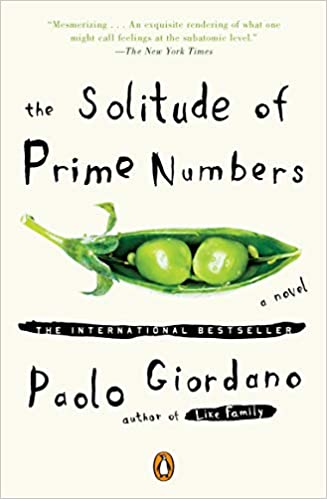 The Solitude Of Prime Numbers Book
