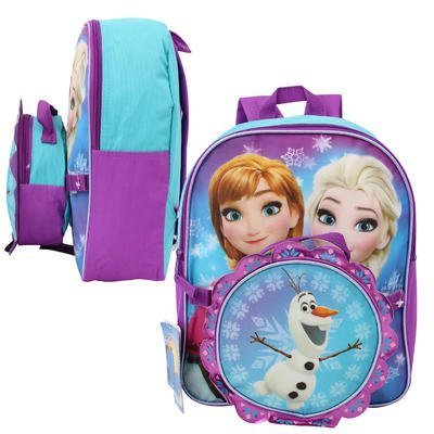 Disney Pixar Frozen Backpack Lunch