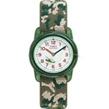 Timex Kids' 78141 Camouflage Stretch Band Watch