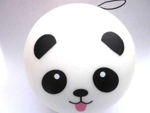 Squishy Uae : Cute Jumbo Panda Squishy Charm (Tongue Sticking Out) by SquishyCharms.com, Desertcart