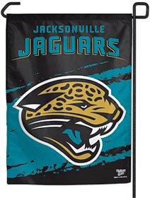NFL Jacksonville Jaguars WCR08371013 Garden Flag, 11