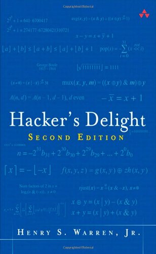 Pdf Technology Hacker's Delight (2nd Edition)