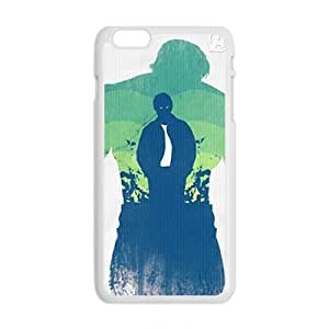 Cool Painting Creative Man Pattern Hot Seller Stylish Hard Case For Iphone 6 Plus