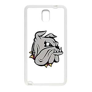 NCAA Minnesota State Mavericks Primary 2001 White Phone Case for Samsung Galaxy Note3