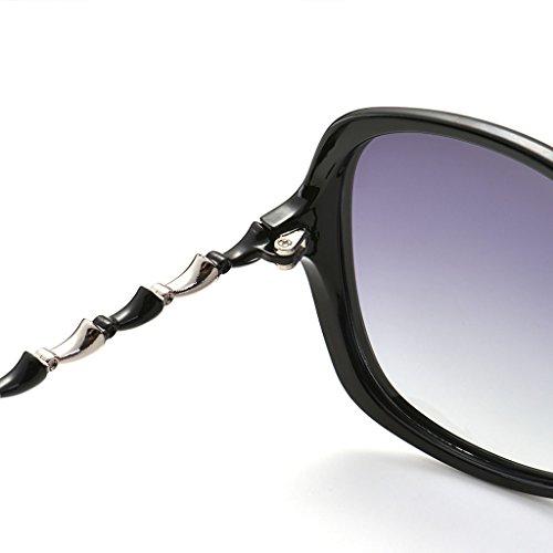 B X222 de Driver Gafas sol Mirror Mirror Visor Sun Gafas A Color polarizadas nAxxzH7W