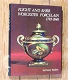 Flight and Barr Worcester, Henry Sandon, 0902028758