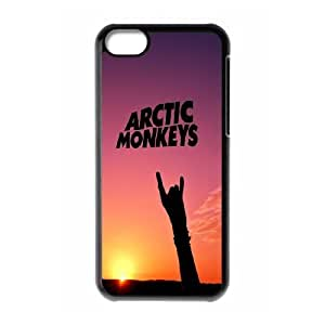 Custom High Quality WUCHAOGUI Phone case Arctic Monkeys Music Band Protective Case For Iphone 5c - Case-19