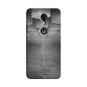 Cover It Up - Point Of Cube Gionee A1 Hard case
