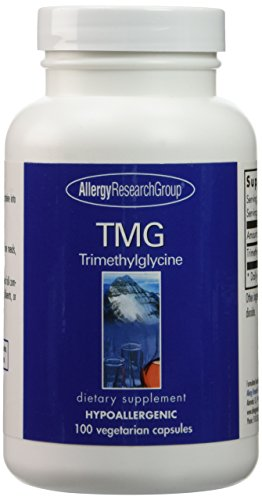 Allergy Research Group TMG Trimethylglycine - 750 mg - 100 Capsules ()