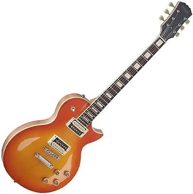 Stagg SEL-ZEB-HB guitarra eléctrica: Amazon.es: Instrumentos musicales
