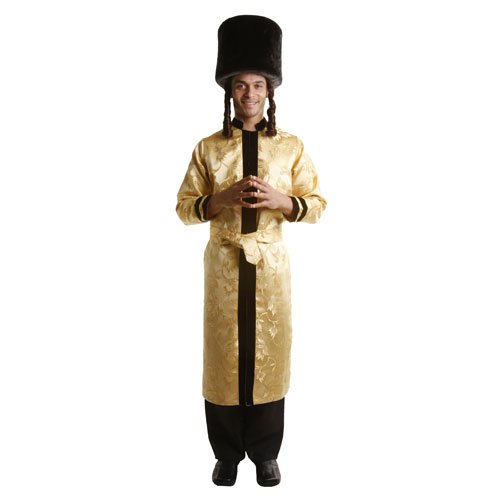 Adult Jewish Grand Rabbi Robe - -