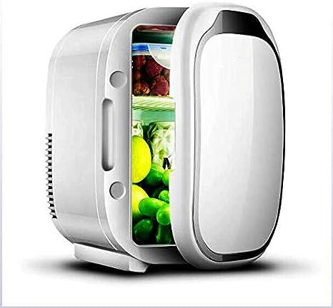 YANGLILI Mini refrigerador, refrigerador portátil para automóvil ...