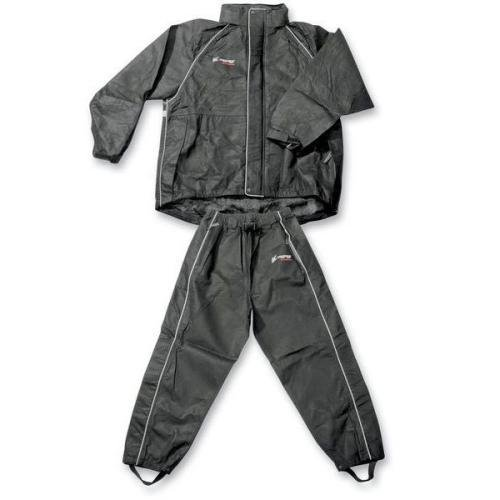 Frogg Toggs Cruisin Toggs Rainsuit , Distinct Name: Hi-Vis Green/Black, Size: XL, Gender: Mens/Unisex, Primary Color: Green 2851-0315 by Frogg Toggs