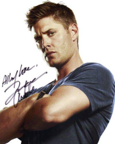 - Jensen Ackles reprint signed autographed photo #4 Days of Our Lives Supernatural